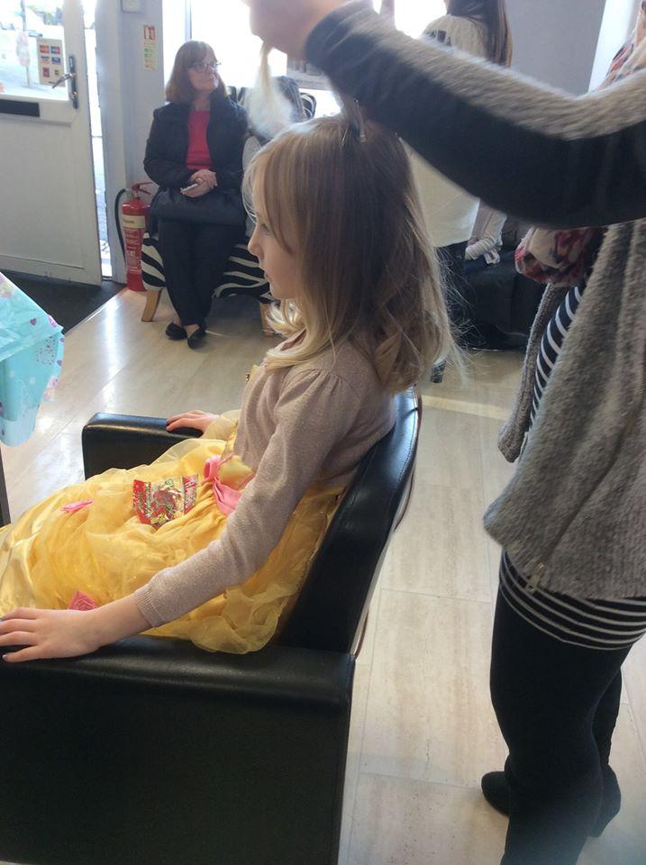 Princess Themed Pamper Day 2