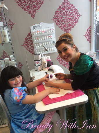 Childrens pamper days