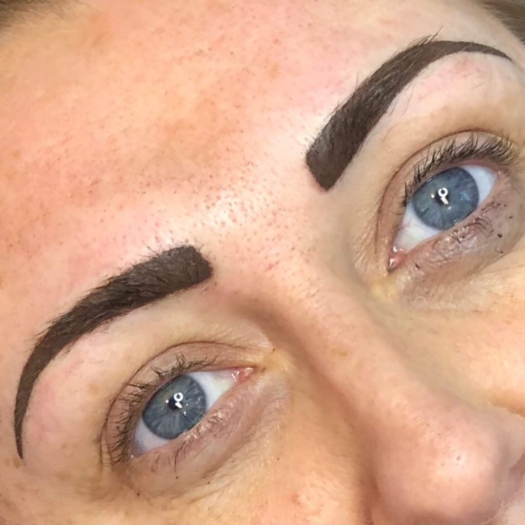 Semi Permanent Makeup My Experience By Natalie Faulkner Beauty