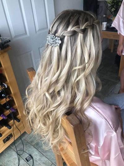 Beauty Withinn wedding hair