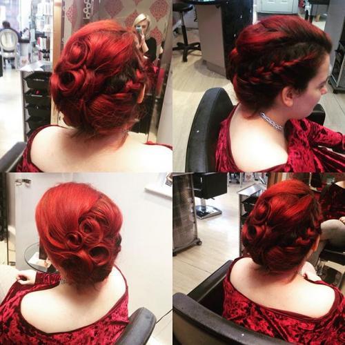 prom hair 5